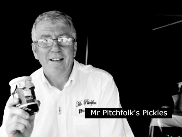 Mr Pitchfork's Pickles